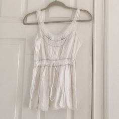White tank top Good condition Rue 21 Tops Tank Tops