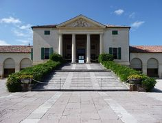 Andrea Palladio, Villa Emo, ca. Andrea Palladio, Classical Architecture, World Heritage Sites, Villa, Mansions, House Styles, Building, Outdoor Decor, Venice