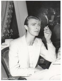 Le smoking: David Bowie #mens fashion