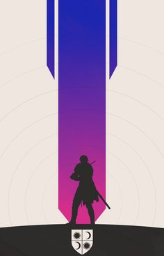 Geek Art: Game of Thrones Minimalist Banners   Entertainment Buddha