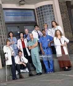 It used to be one of my favorite shows Best American Tv Series, Best Series, Best Tv Shows, Favorite Tv Shows, Hot Doctor, Michael Crichton, Medical Drama, 90s Nostalgia, Drama Movies