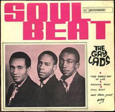 The Gaylads - Soul Beat [Studio One] 1967 JA LP | Photos | Reggae Label Art Archives
