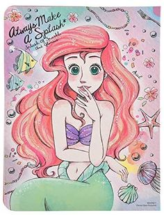 Disney Little Mermaids, Ariel The Little Mermaid, Disney Girls, Disney Love, Disney Princess Ariel, Disney Princess Drawings, Princess Art, Cute Disney Wallpaper, Cute Cartoon Wallpapers