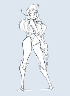 New Drawing Girl Cartoon Female Bodies Ideas Character Sketches, Character Design References, Character Drawing, Art Sketches, Character Illustration, Drawing Poses, Manga Drawing, Figure Drawing, Drawing Tips