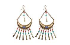 Catenary Dangle Earrings – Bajalia