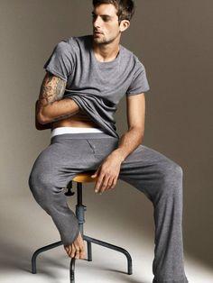 TEN-MEN-CIAS: ZARA Men Homewear