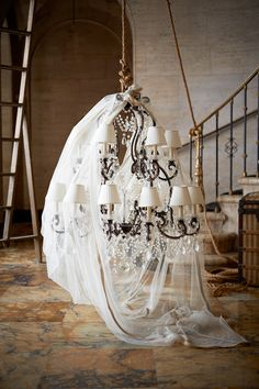 Presenting Iconic Design from Ralph Lauren Home    The Adrianna Chandelier  Explore Now