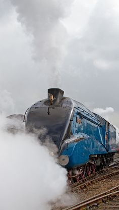 Uk Rail, Steam Engine, Steam Locomotive, Days Out, Trains, A4, Cathedral, Engineering, British