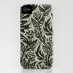 Death of the Roses iPhone Case by Sean Martorana - $35.00