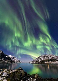 ver auroras boreales :')