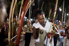 vivência musicalizacâo na capoeira