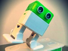 Otto - build your own robot in two hours!