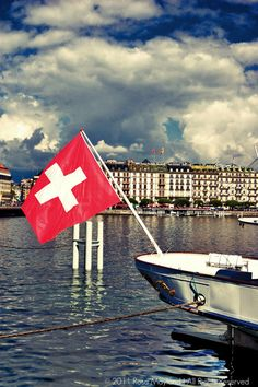 Swiss Flag by Rosa Mayland Photography  {Valentine's Treats by Rosa's Yummy Yums – Guest Post on Family Fresh Cooking}