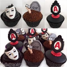 Cup Cake PLL