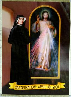 St. Faustina Kowalska My daughter, speak to priests about this inconceivable mercy of Mine. The flames of mercy are burning Me - clamoring to be spent; I want to keep pouring them out upon souls; souls just don't want to believe in My goodness. (Diary, 177)