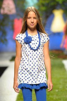 Elsy Girl at Pitti Bimbo, 2013
