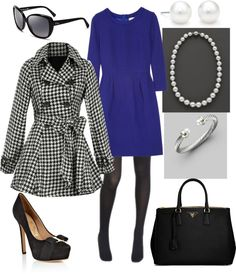 """Classy work outfit"" sophisticated, elegant & chic, the look every girl dreams of"