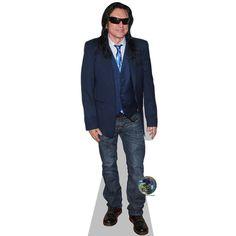 Best Lifesize Celebrity Cardboard Cutouts Tommy Wiseau LifeSize celebrity cardboard Cutout #tommywiseau Life Size Cutouts, Life Size Cardboard Cutouts, Best Deals, Celebrities, Coat, Jackets, Collection, Fashion, Down Jackets
