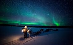 The northern lights: Trip of a Lifetime - Telegraph