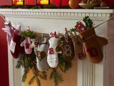 12 Advent Calendar Ideas for Craft this Christmas!
