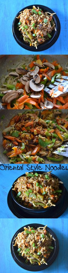 The easiest dinner hack is here- oriental style noodles in under 30 minutes. Indian Beef Recipes, Goan Recipes, Pasta Recipes, Real Food Recipes, Kerala Recipes, Healthy Recipes, Drink Recipes, Delicious Recipes, Indian Soup
