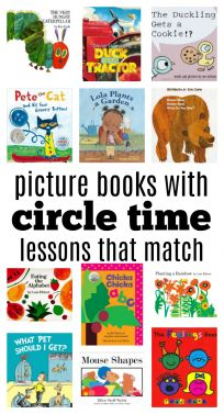 circle time activities for preschool