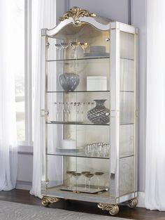 Xx Glass Cabinet