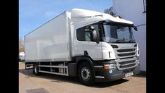 MV66 WKF SCANIA 4X2 BOX Used Trucks For Sale, Sale Promotion, Commercial Vehicle, Marketing, Tractors, Socialism, Trucks