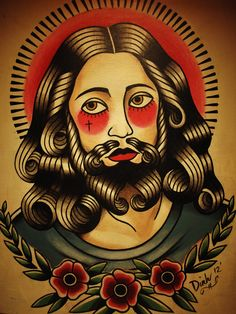 Christ by Quyen Dinh