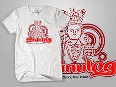 Sinulog Design by heavenknws on DeviantArt Sinulog Festival, Catholic Bishops, First Dance, Plank, Deviantart, Mens Tops, T Shirt, Clothes, Design