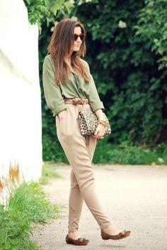 Brown Pants - Lovely Pepa