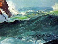 Wave, 1913 George Wesley Bellows