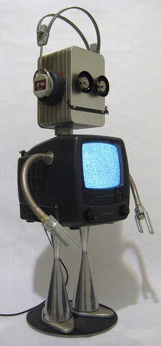 Optimus  by Rivethead Robotics, via Flickr