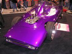 Ed Roth Cars | Vampyre Ed Roth Hot Rod Custom Car Auto Automobile