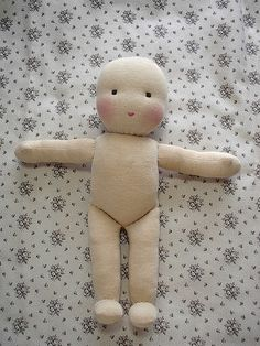 Waldorf Doll making