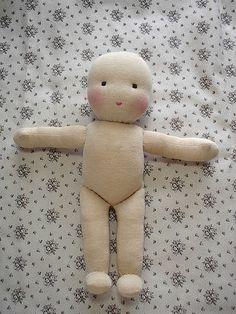 Waldorf Doll making!!