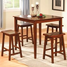 Yates 5 Piece Pub Set. Counter Height ...