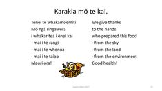 Tools For Teaching, Teaching Resources, Maori Words, Teaching Quotes, Give Thanks, Early Childhood, Favorite Quotes, Kai, Language