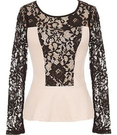 Italian Lace Top | Women's Blouses Tops | RicketyRack.com | Keep.com