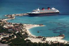 Cruceros por Caribe con Disney Cruise Line