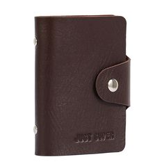 Leather Credit Card Holder/Case Card Holder Wallet Business Card Package PU Leather Bag