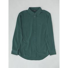 ddc87942 Designer Clothes, Shoes & Bags for Women   SSENSE. Denim Button UpButton Up  Shirts. The Hepburn silk ...