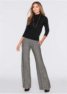 Nohavice so širokým strihom Pekné • 27.99 € • bonprix