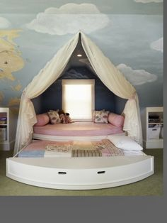 The Best DIY and Decor: Cute girls room