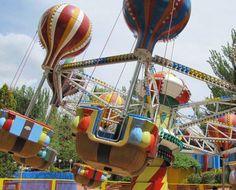 Actividades infantiles en Madrid para niños. Parque de Atracciones de Madrid