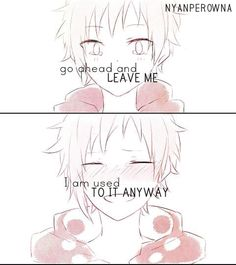 Anime and Manga Fandom Sad Anime Quotes, Manga Quotes, Kagerou Project, Dark Quotes, Another Anime, Dark Anime, Depression Quotes, True Words, Anime Love