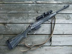 whiskey-wolf: The Ruger Gunsite Scout Rifle (308 Win)