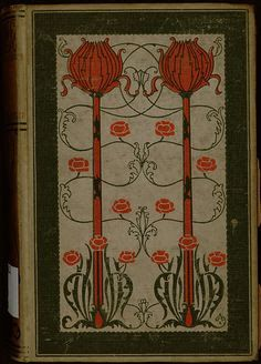 book covers from arts snd crafts era - Google Search