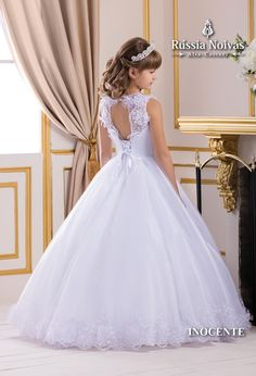 INNOCENT – Children play an important role in the ceremony so their costumes are… Junior Bride Dresses, Pagent Dresses, Prom Girl Dresses, Flower Girl Dresses, Bridesmaid Dresses, Pretty Dresses For Kids, Cute Little Girl Dresses, Daddy Daughter Dance Dresses, Holy Communion Dresses