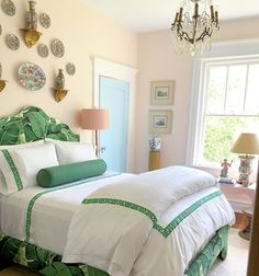 Interior guest room suite designed by Parker Kennedy Living